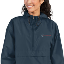 Load image into Gallery viewer, Women's Embroidered Champion Packable Jacket