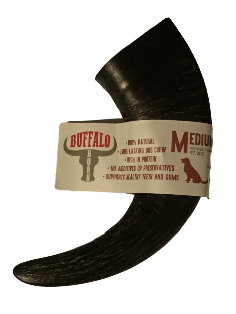 Buffalo Horn Eco Dog Chew