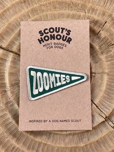 Zoomies Badge by Scout's Honour