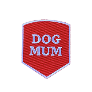 Dog Mum Badge by Scout's Honour