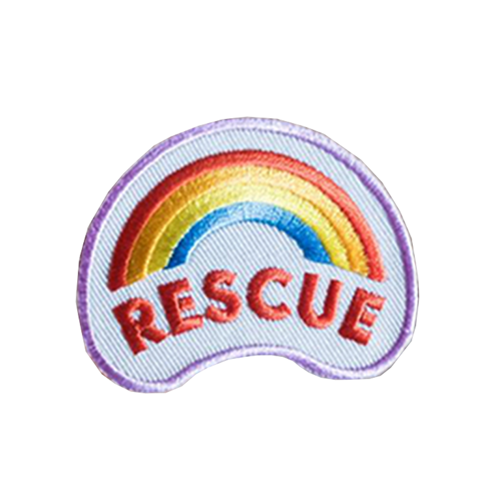 Rescue Badge by Scout's Honour