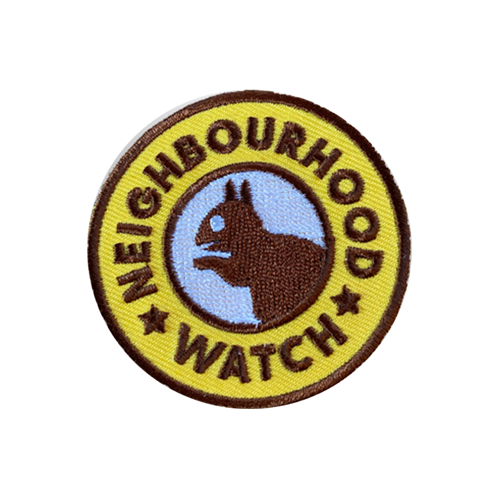 Neighbourhood Watch Badge by Scout's Honour