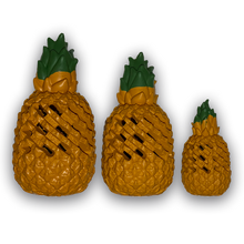 Load image into Gallery viewer, Pineapple Eco Dog Toy