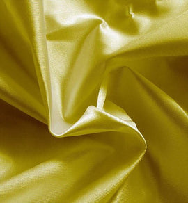 "Rental - 60""W x 12'H Gold Poly Knit Drape, each"