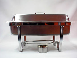 Rental - 12 litre Standard Chafing Dish, each
