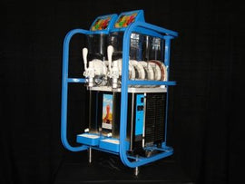 Rental - Dual Bowl Blue Slush Machine, each