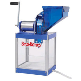 Rental - Manual Hand Crank Sno Kone Machine, each