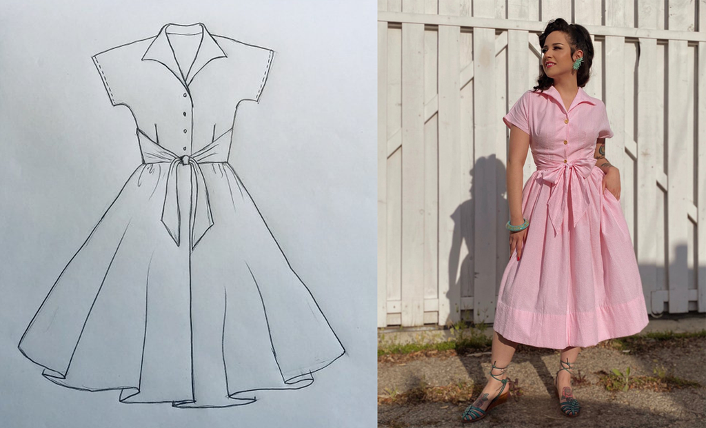 Shaerie Mead Patternmaking Services