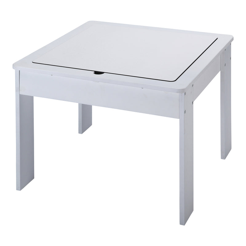 Wooden Activity Table with Reversible Top