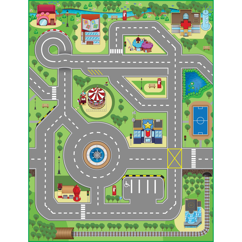 City Playmat