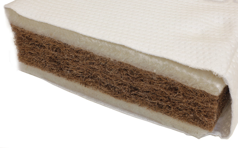 Natural Superior Coir Cot Mattress at Child Land