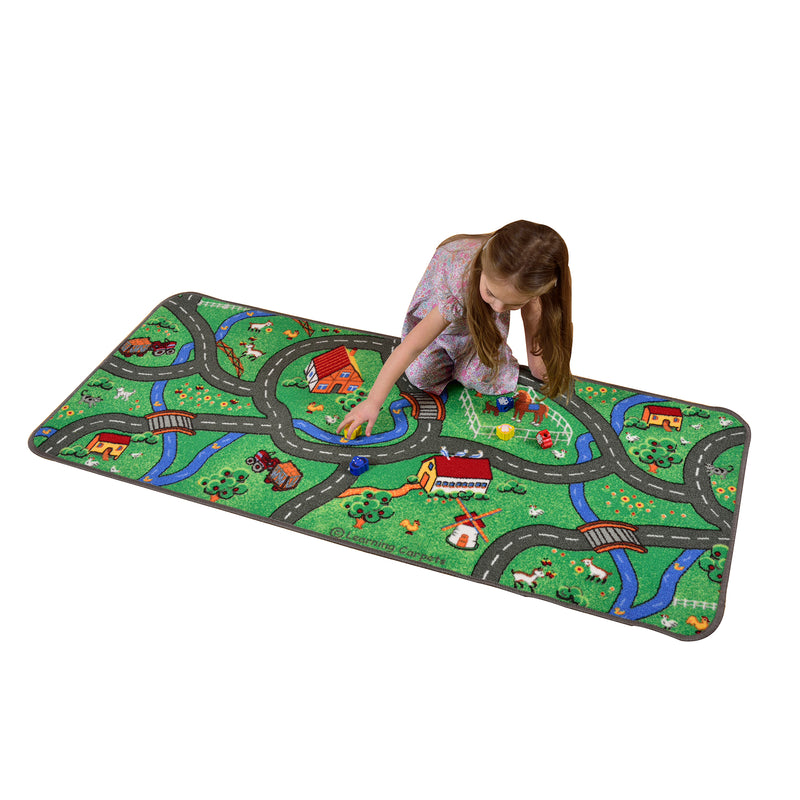 Learning Carpets Countryside Rug