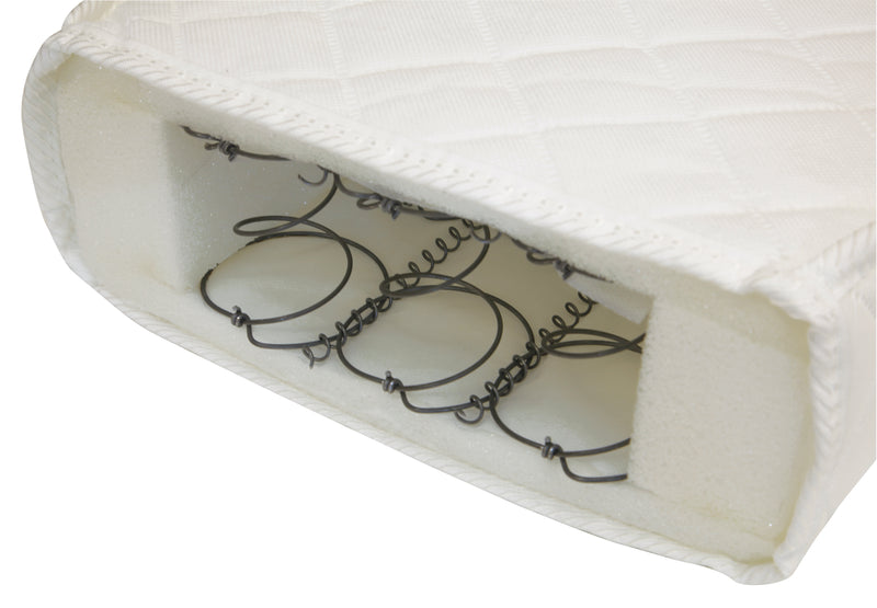 Deluxe Sprung Single Mattress at Child Land