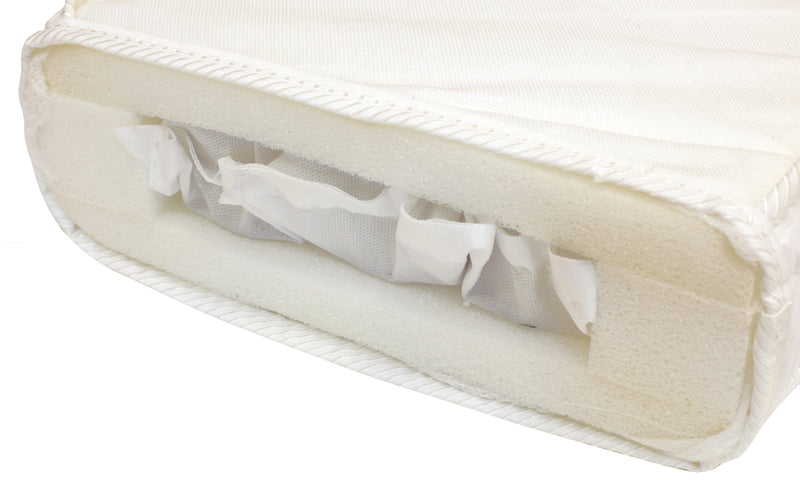Pocket Sprung Junior Toddler Mattress at Child Land