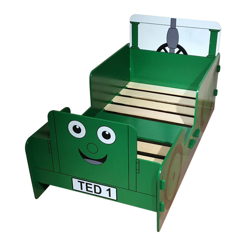 Tractor Ted Junior Toddler Bed at Child Land