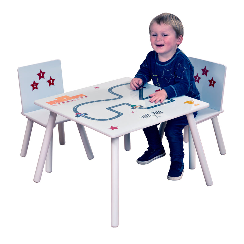Star Cars Table and Chair Set