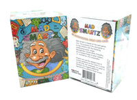 MAD SMARTZ: an Interpersonal Skills Card Game for Anger & Emotion Management, Empathy, and Social Skills