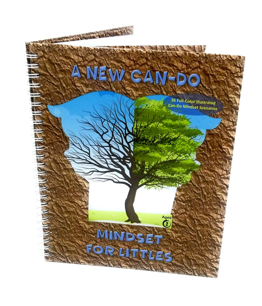 A New Can-Do Mindset Book For Littles: Empowers Kids with Coping, Life & Social