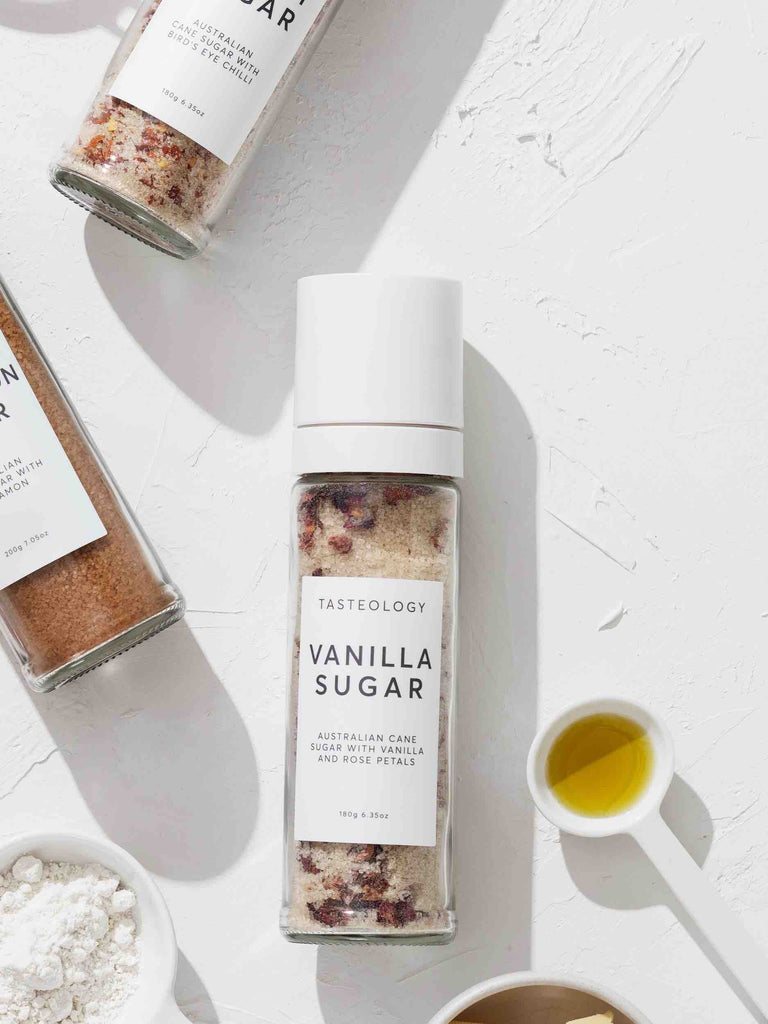 Tasteology_Vanilla_And_Rose_Australian_All_Natural_Cane_Sugar