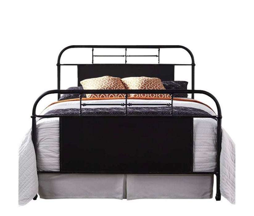 King Metal Bed by Liberty Furniture (available in 2 colors)