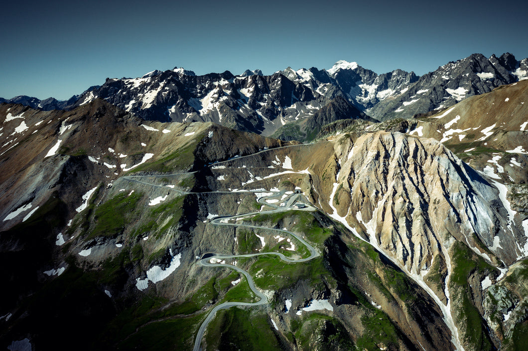 Col du Galibier - The Col (north side)