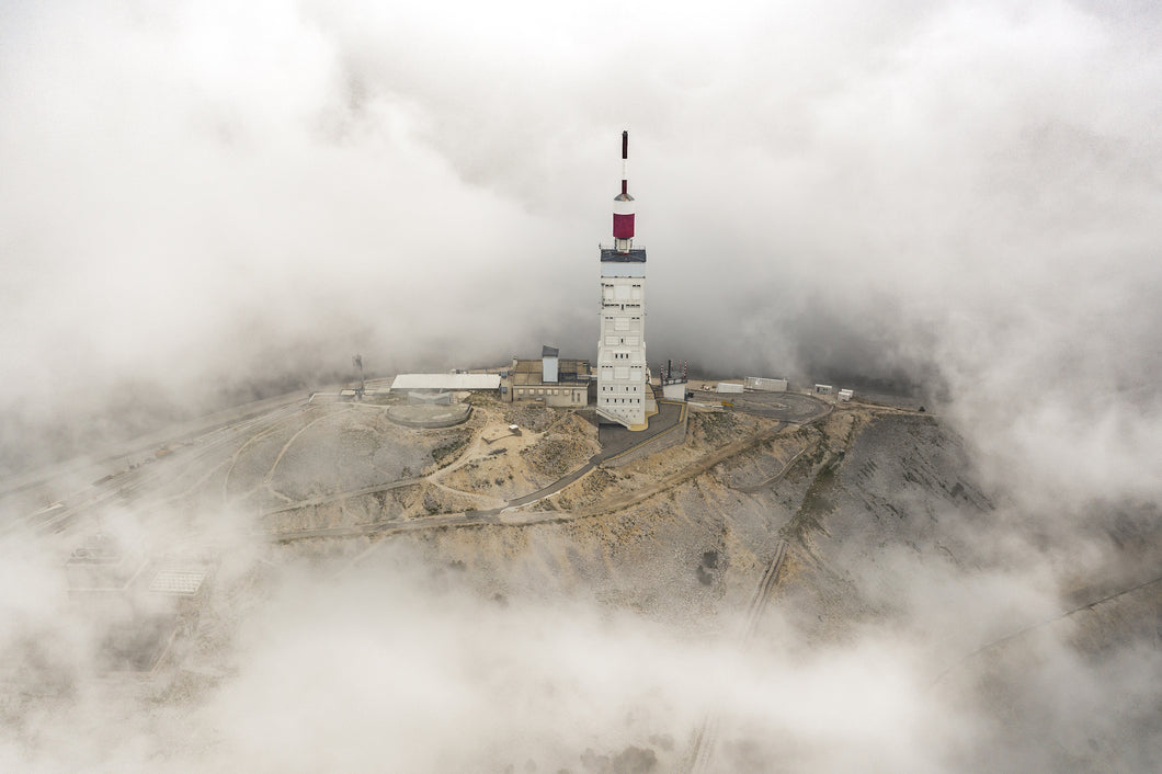 Mont Ventoux - The observatory
