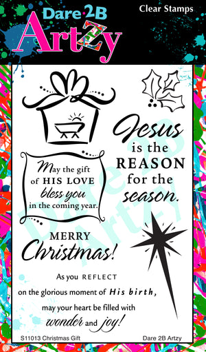 Christmas Gift Stamp Set