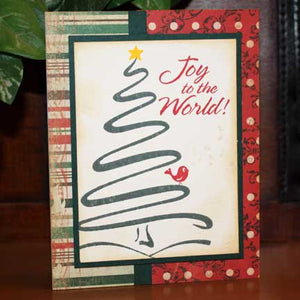 Christmas Song Stamp Set