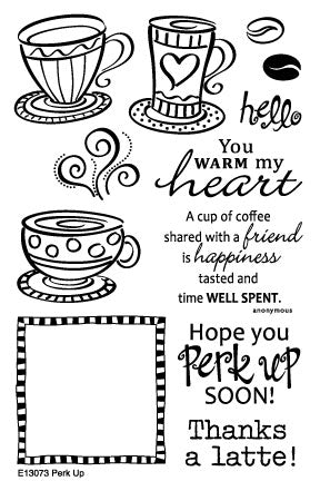 Perk Up Stamp Set