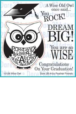 Wise Owl Stamp Set