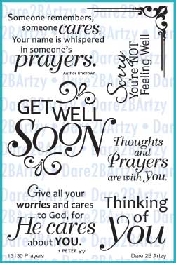 Prayers for You Stamp Set