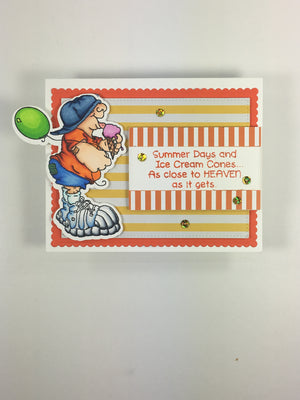 Rocky Road Stamp Set