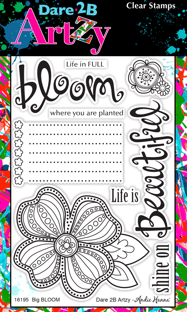 Big Bloom Stamp Set