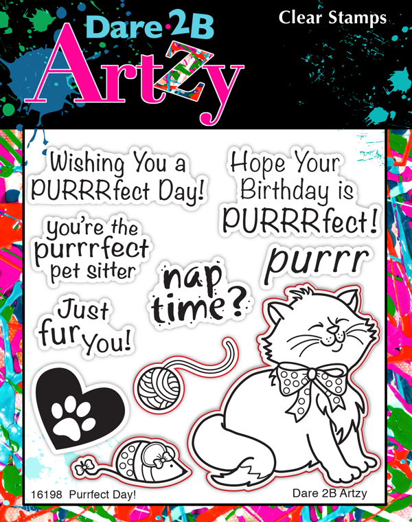 Purrfect Day Stamp Set
