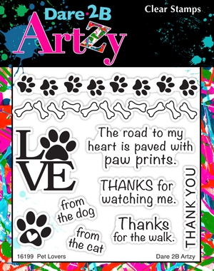 Pet Lover Stamp Set