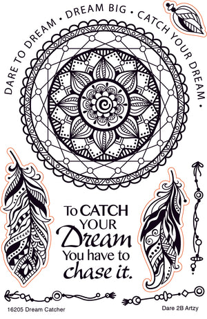 Dream Catcher Stamp Set