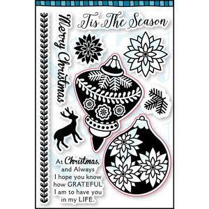 Tis The Season Stamp Set
