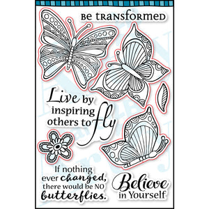 Butterfly Inspiration Stamp Set