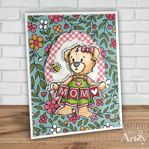 Bear Banner Stamp Set