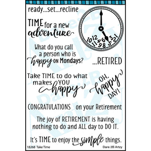 Take Time Stamp Set
