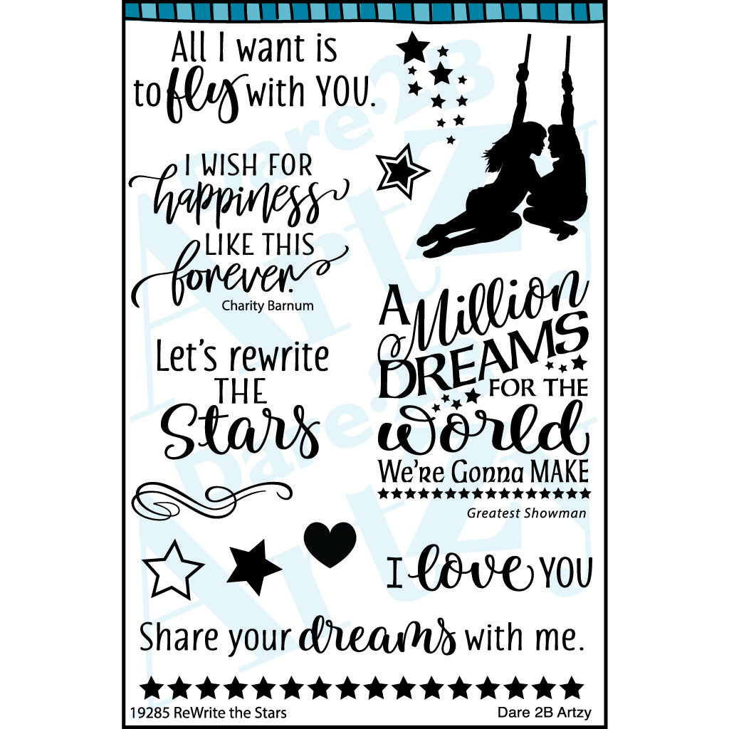 Rewrite the Stars Stamp Set