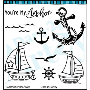 Anchors Away Stamp Set