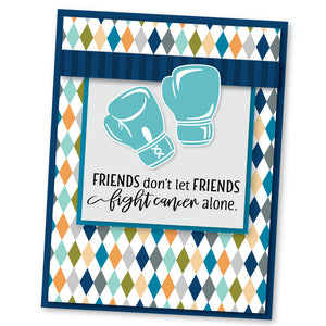 Fight Cancer Stamp Set