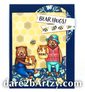 Honey Bears Die (Shipping late April)