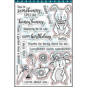 Honey Bunny Card Bundle