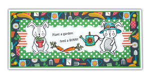 Honey Bunny Stamp Set