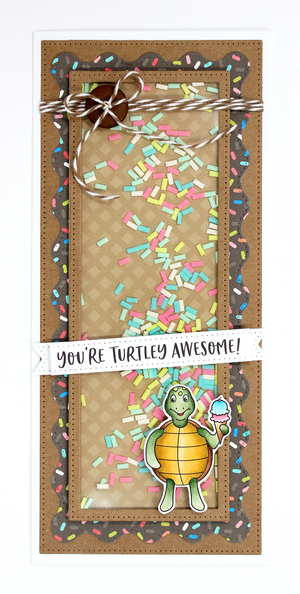 Turtley Awesome Stamp Set