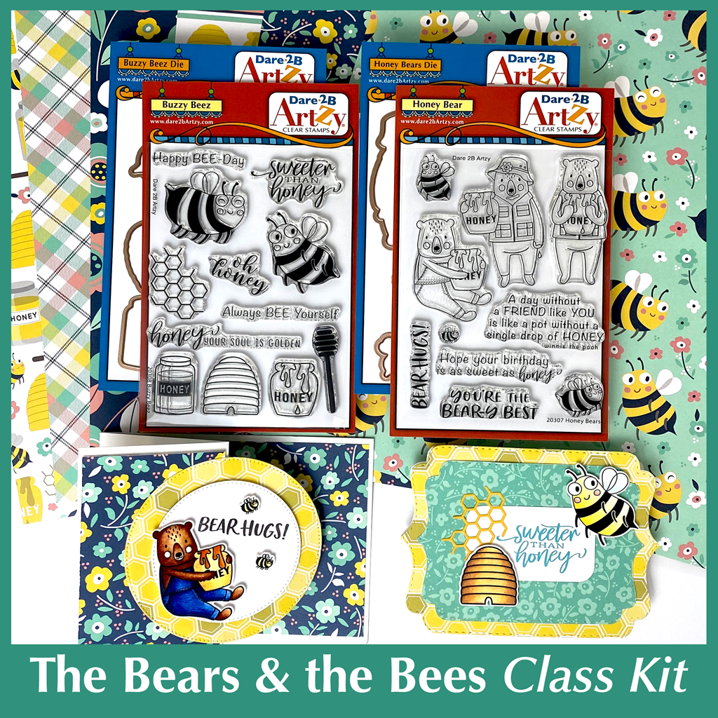 The Bears & the Bees Class Kit