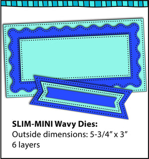 Wavy Die Bundle