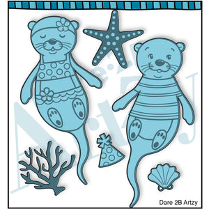 Otterly Awesome Stamp Set
